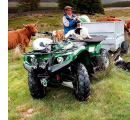 BIKE TRAC CELEBRATE FIRST ATV RECOVERY